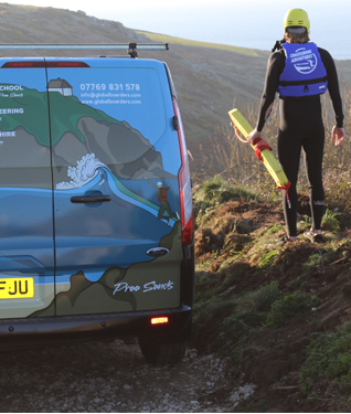 About the great team at Coasteering Adventures.