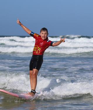 Gwithian Surf School.