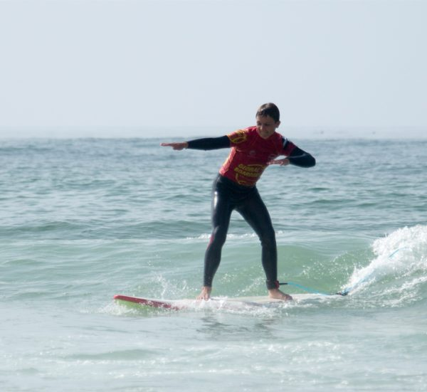 Private Surf Lesson from Praa Sands, Cornwall