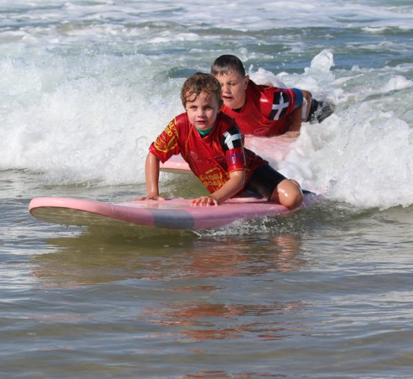 Private Family Surf Lesson from Praa Sands, Cornwall