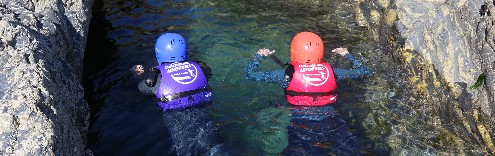 About the team at Coasteering Adventures, Praa Sands